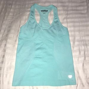 Teal Athletic Tank Top